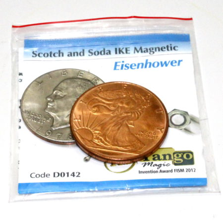 Scotch and Soda (Eisenhower Dollar) by Tango Magic