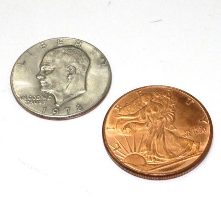 Scotch and Soda (Eisenhower Dollar) by Tango Magic