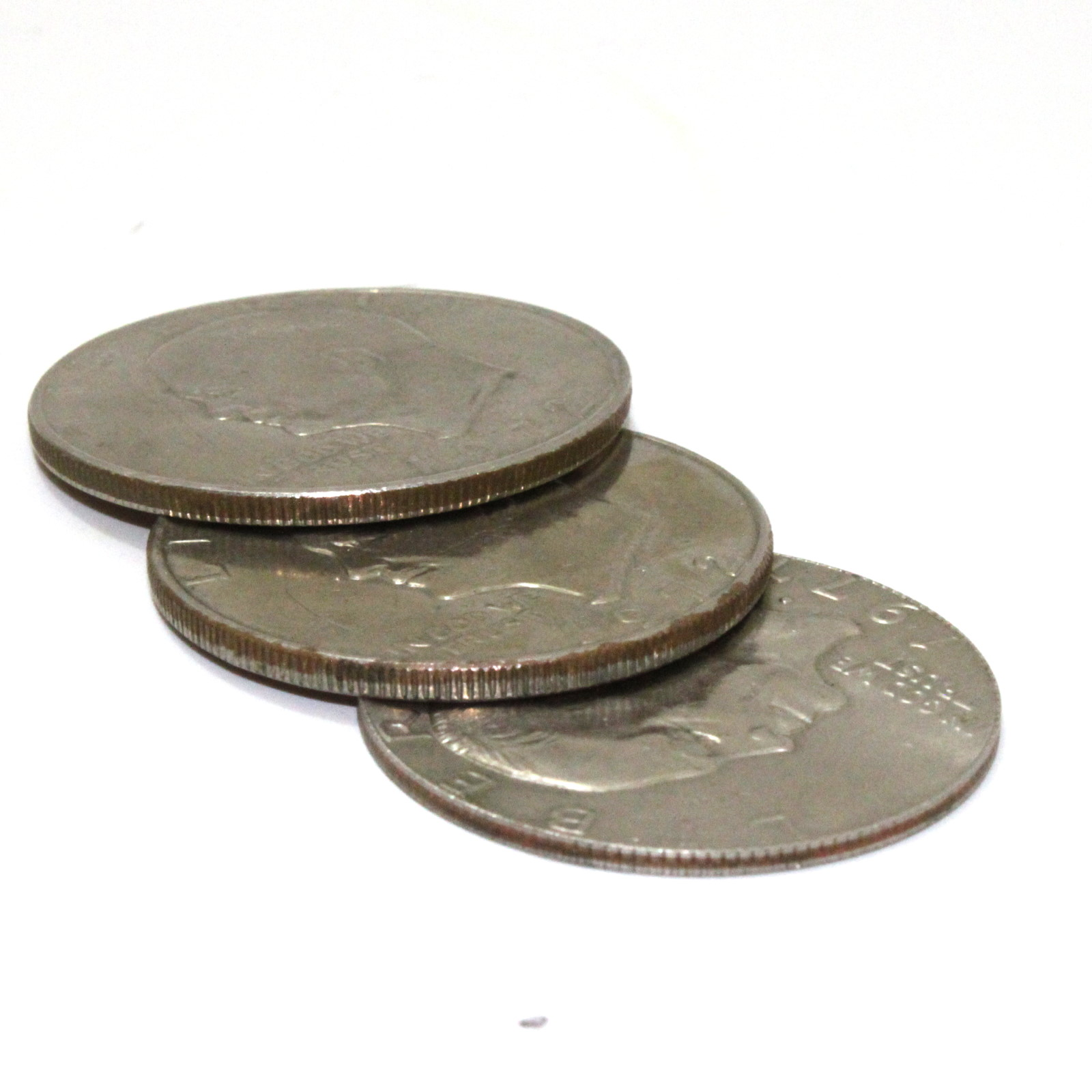 Three in One set (Eisenhower Dollar) by Tango Magic