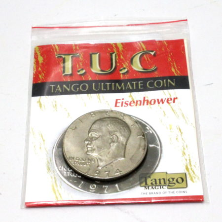 Tango Ultimate Coin T.U.C (Eisenhower Dollar) by Tango Magic