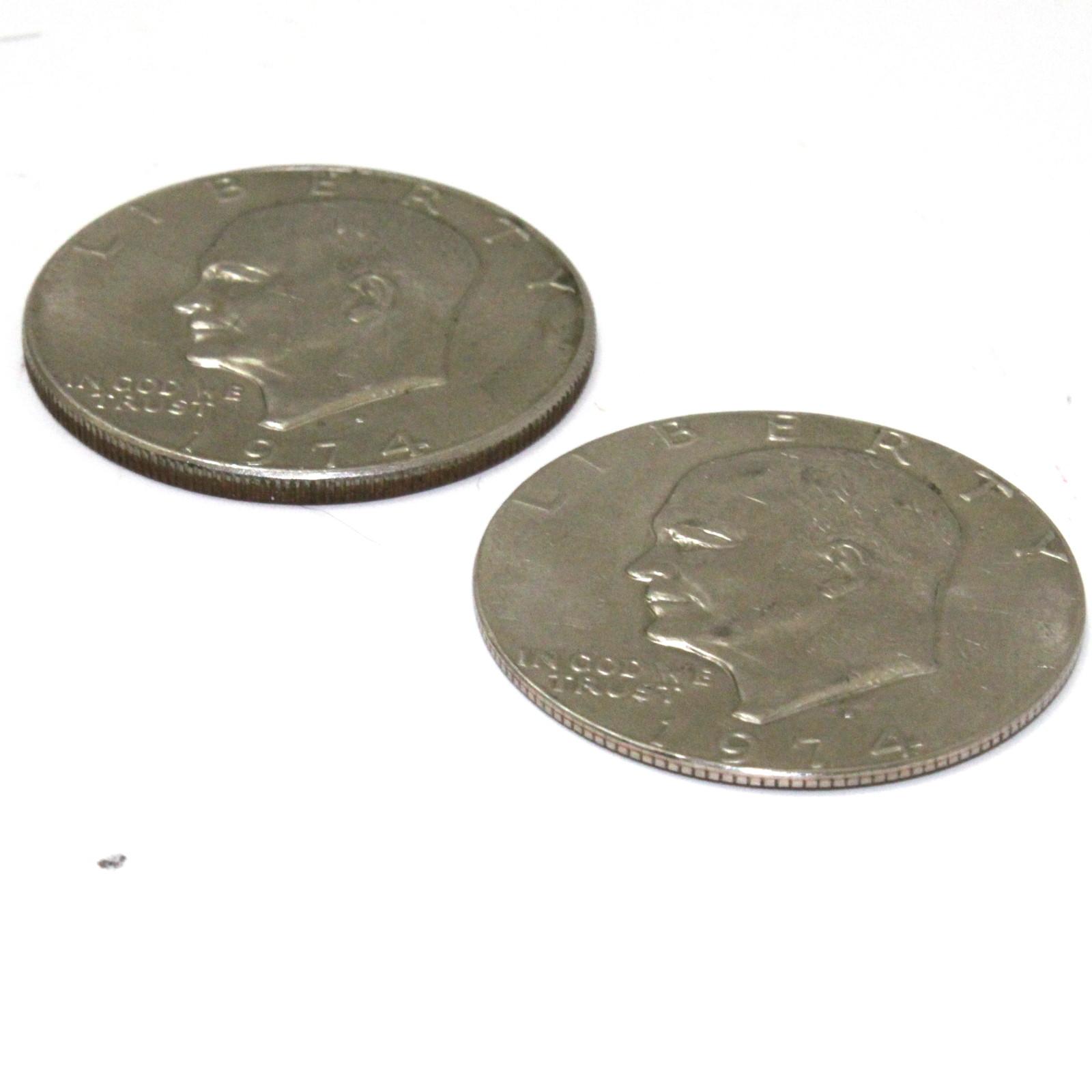 Tango Ultimate Coin T.U.C (Eisenhower Dollar) by Tango Magic