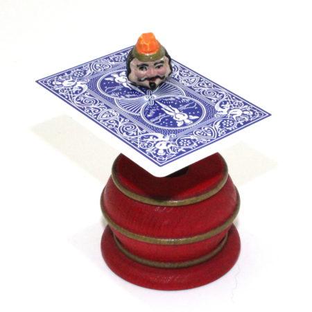 Tai Ginseng (Headless Magician) by Tony Lackner