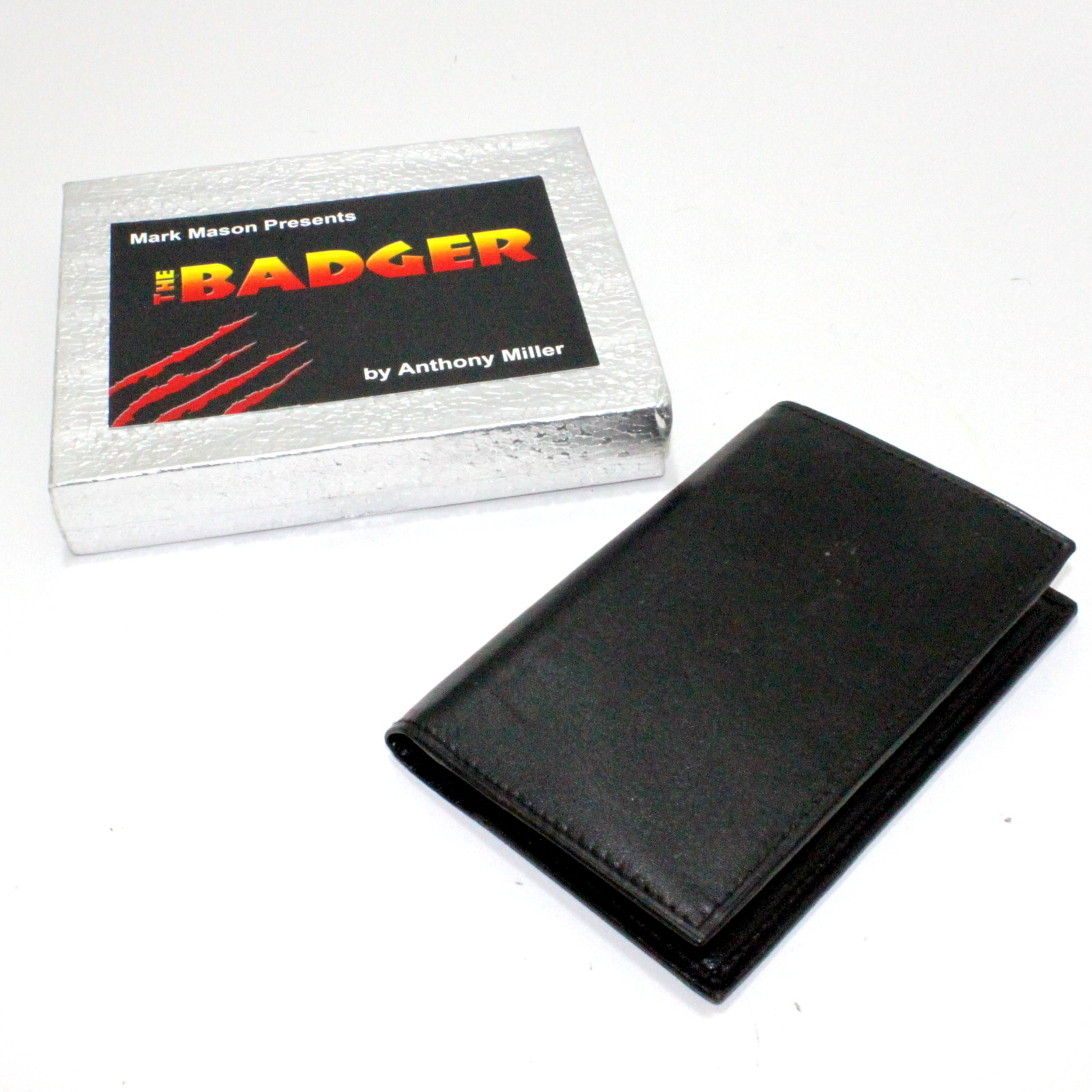 The Badger Wallet by Anthony Miller