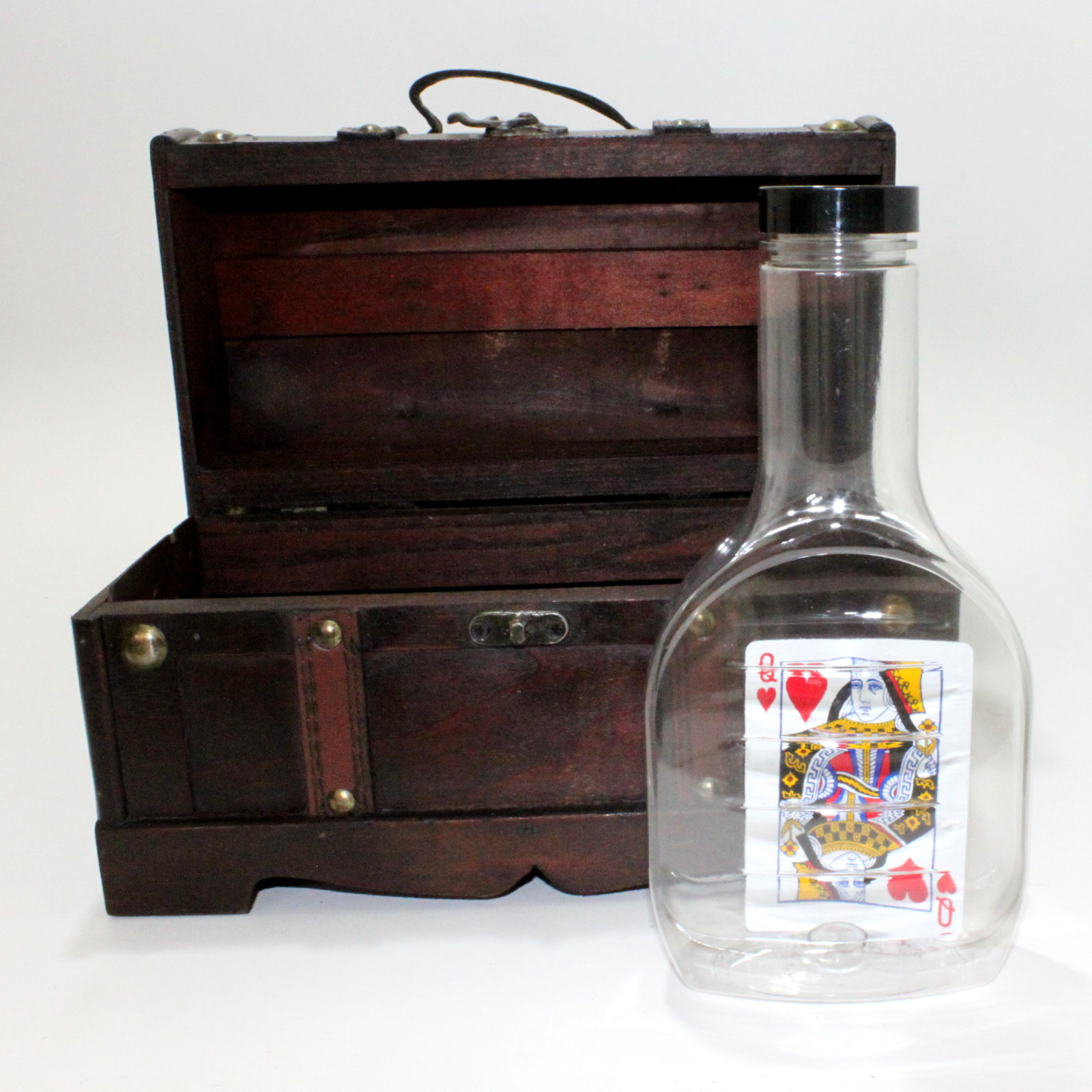 Card in Bottle Nested Boxes by Carroll Baker