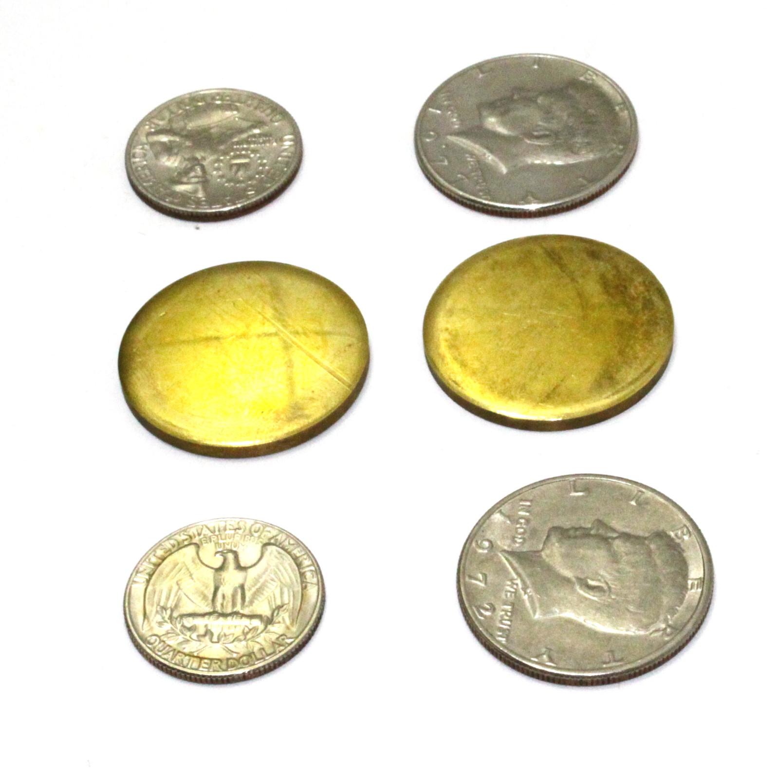 Kangaroo Coins by Eddie Gibson