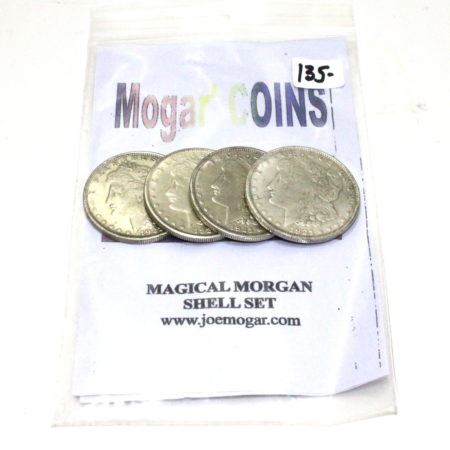 Magical Morgan Shell Set by Joe Mogar