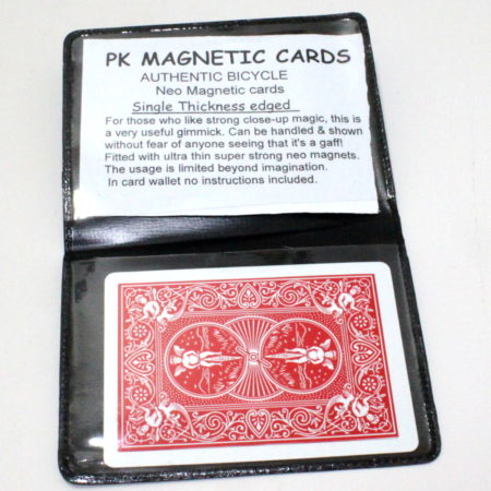 PK Magnetic Cards by Armadillo Magic