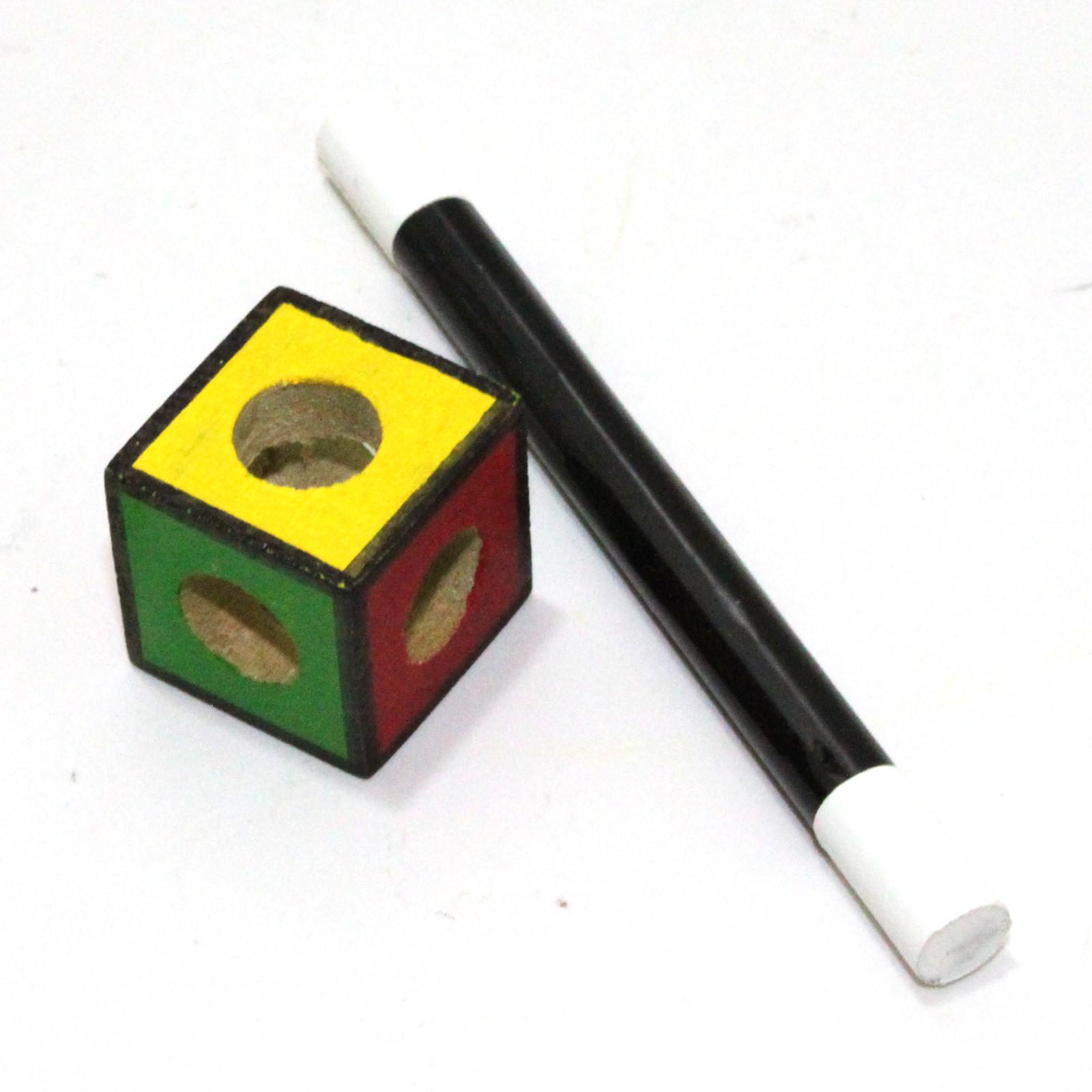 Bermuda Cube by Willi Wessel