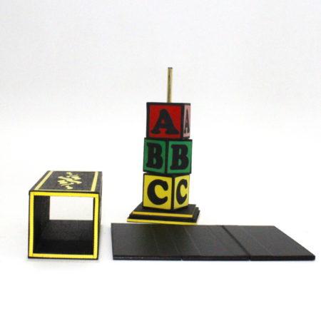 Micro ABC Block Surprise (2016) by Thomas Pohle