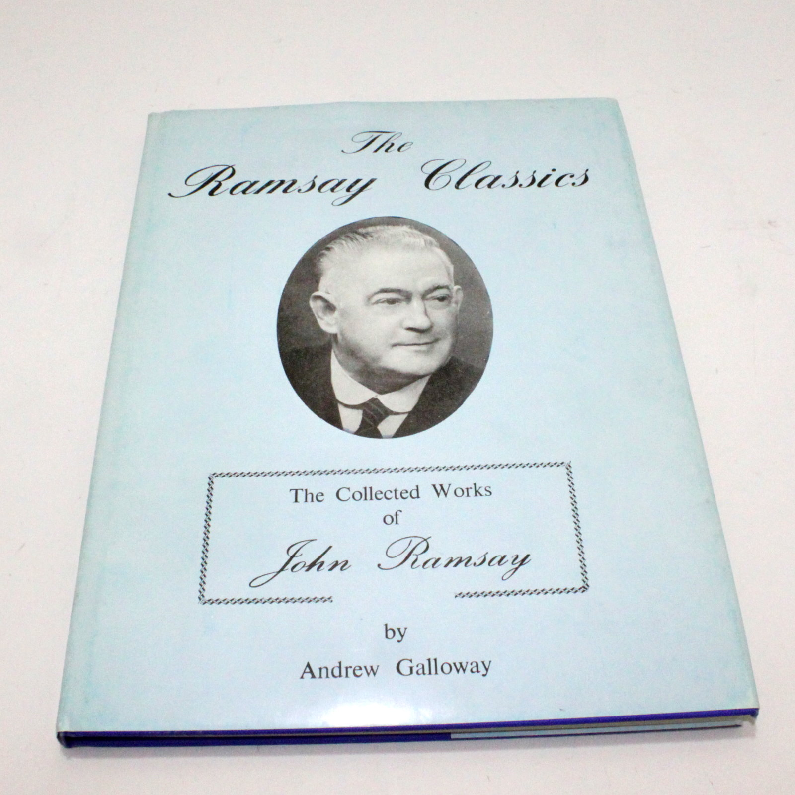 The Ramsay Classics by Andrew Galloway