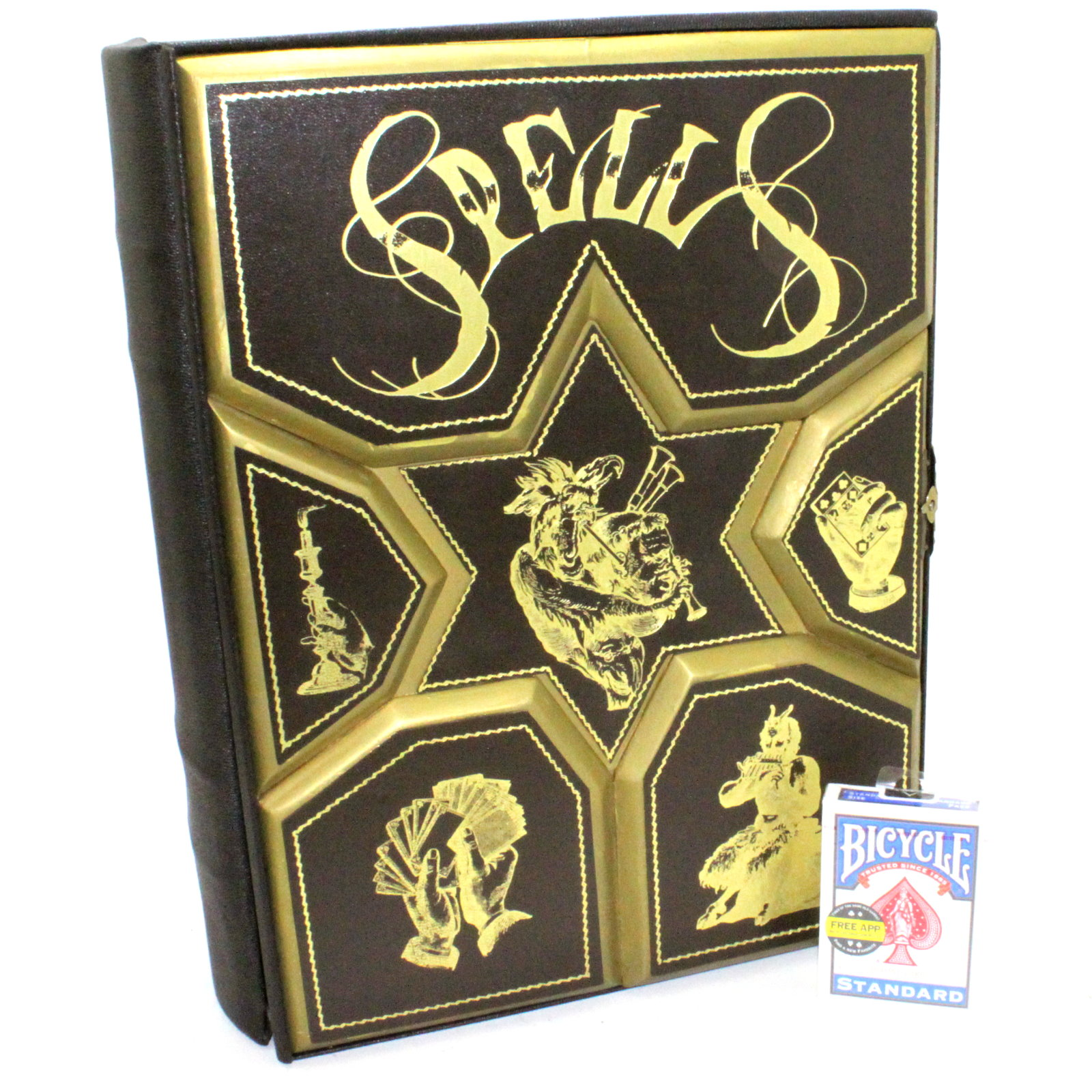 Book of Spells by Collectors Workshop