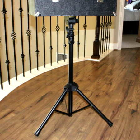 Review by Andy Martin for Titan Tripod Base by Viking Mfg.