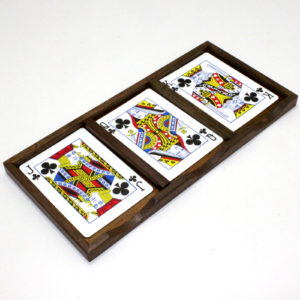 William Tell Card Frame by Louis Gaynor