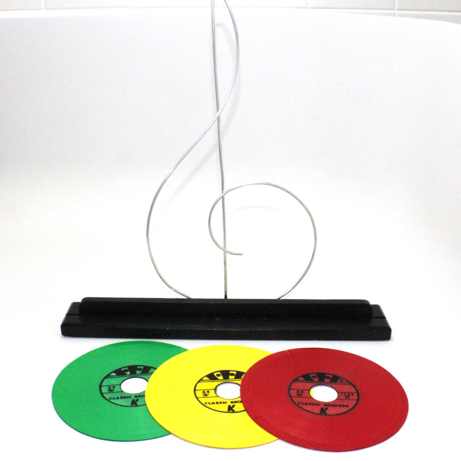 Classic Record Trick by Bob Kline