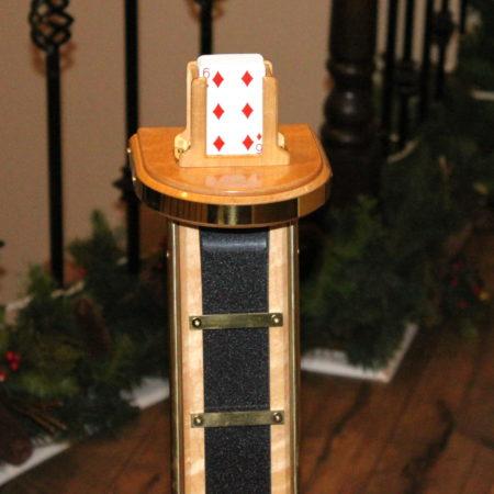 Mini Card Ladder (#16 of 19) by Wolfs Magic