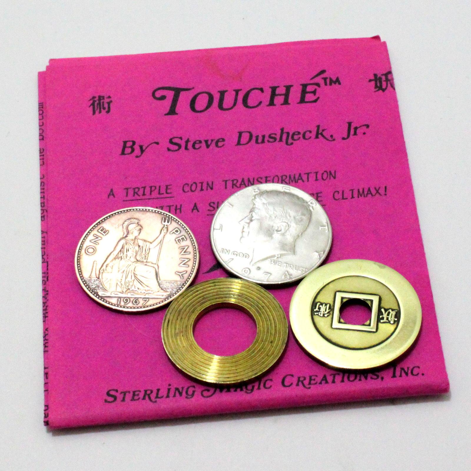 Touche by Steve Dusheck