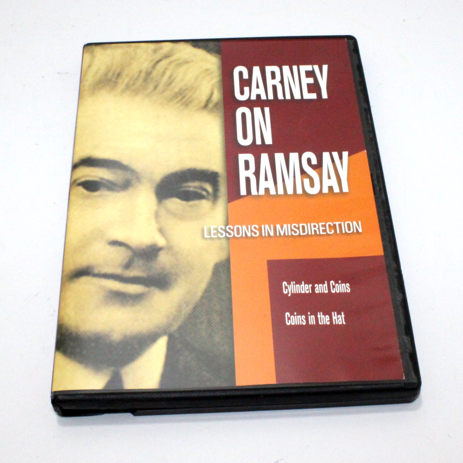 Carney on Ramsay DVD by John Carney