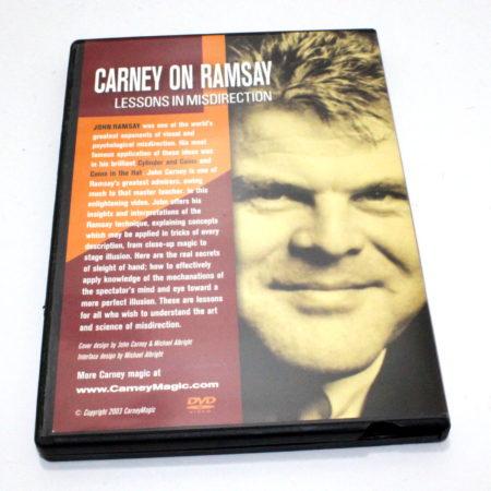 Carney on Ramsay DVD by John Carney