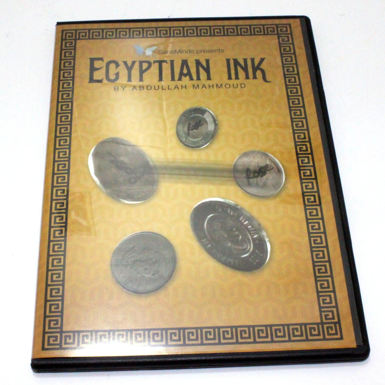 Egyptian Ink by Abdullah Mahmoud