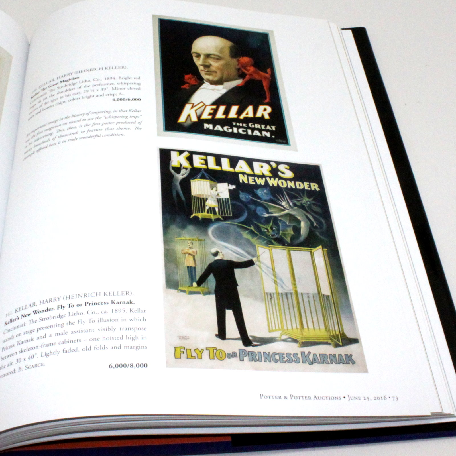 Book The Nielsen Collection Part I The Golden Age of Magic Posters