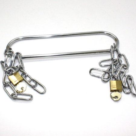 Houdini Handcuffs (Electronic Release) by Vincenzo Di Fatta