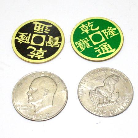 S2C (Eisenhower Dollar) by Johnny Wong