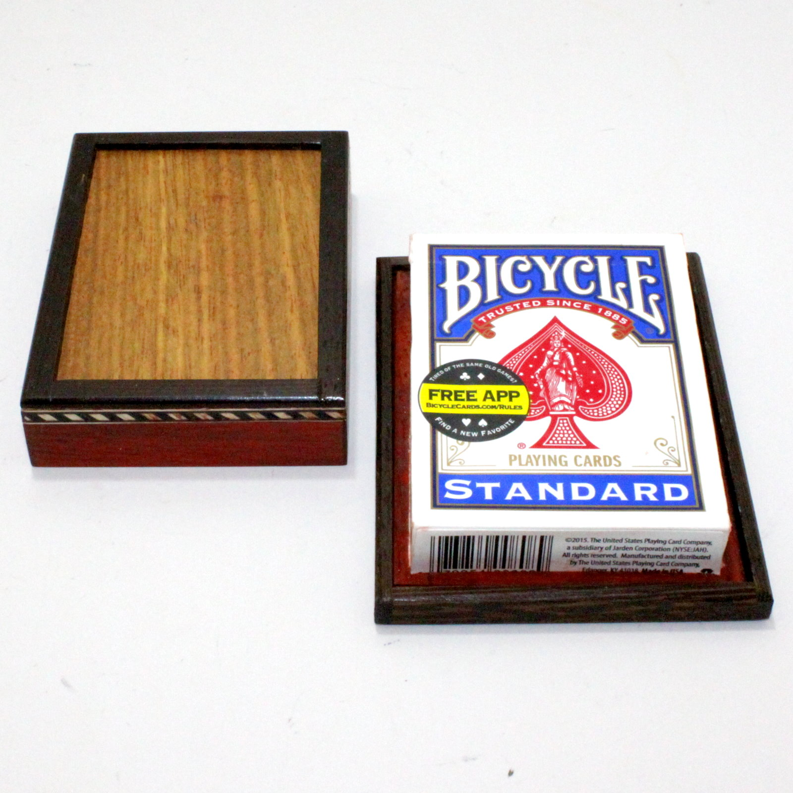 Improved Vanishing Card Box by Mel Babcock