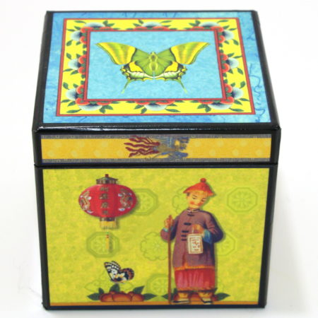 Sea-Lings Butterfly Boxes by Richard Gerlitz