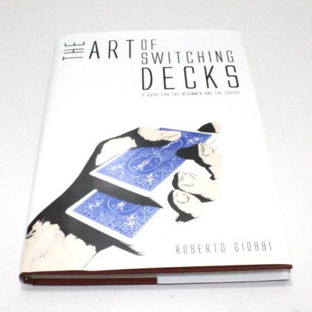 The Art of Switching Decks by Roberto Giobbi, Hermetic Press
