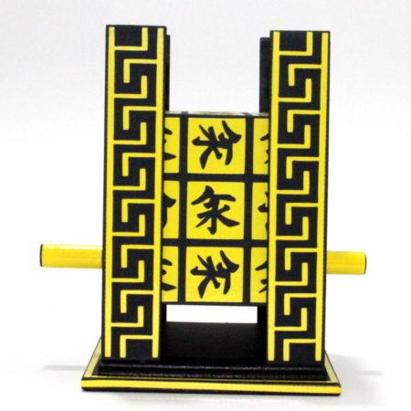 China Block Penetration (2016) by Thomas Pohle