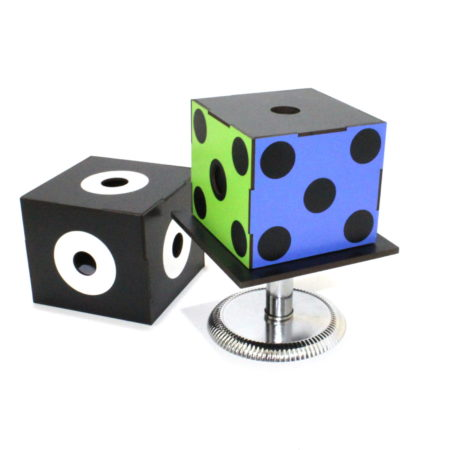 Review by Andy Martin for Mental Dice by Tora Magic Company