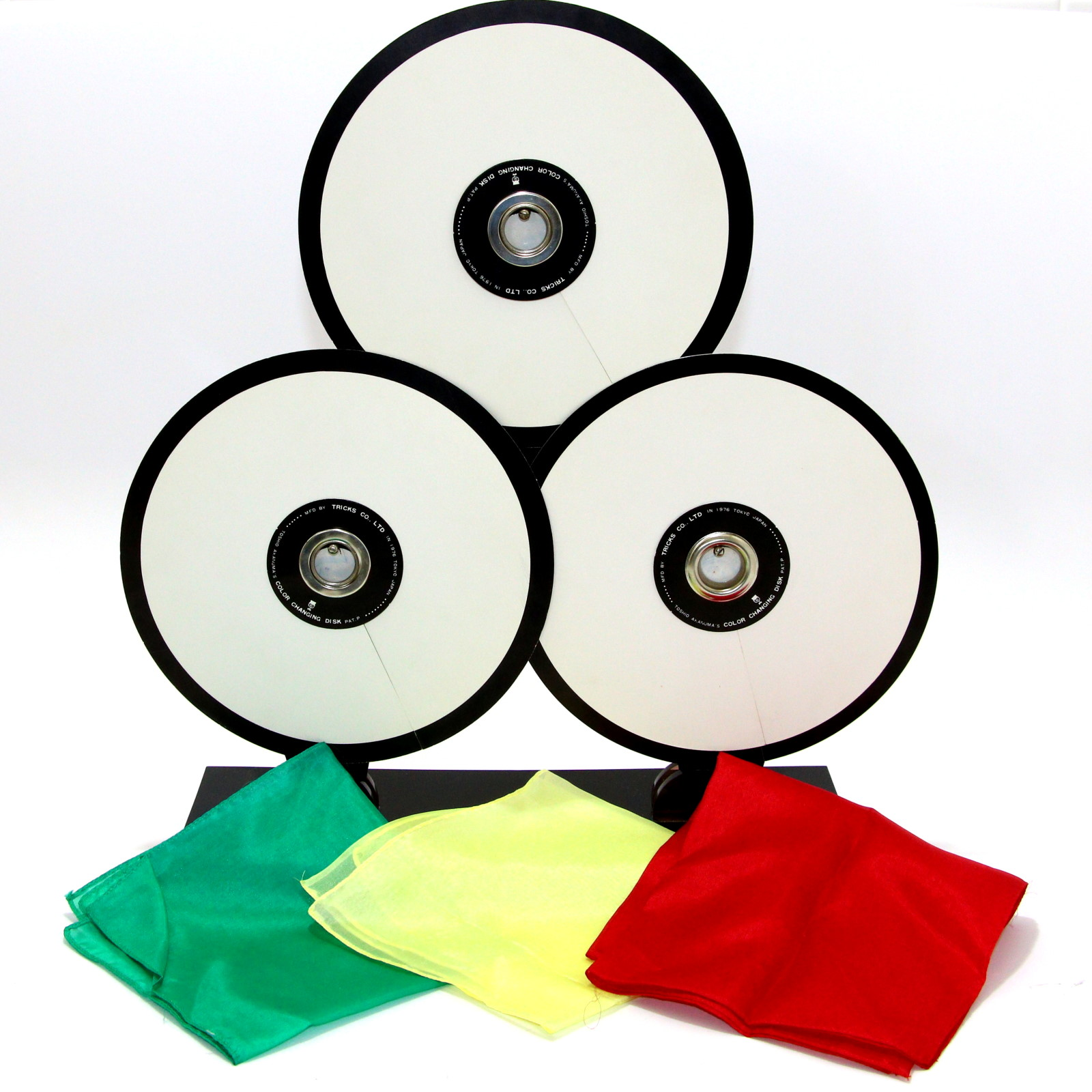 Color Changing Records Deluxe by Tricks Co.