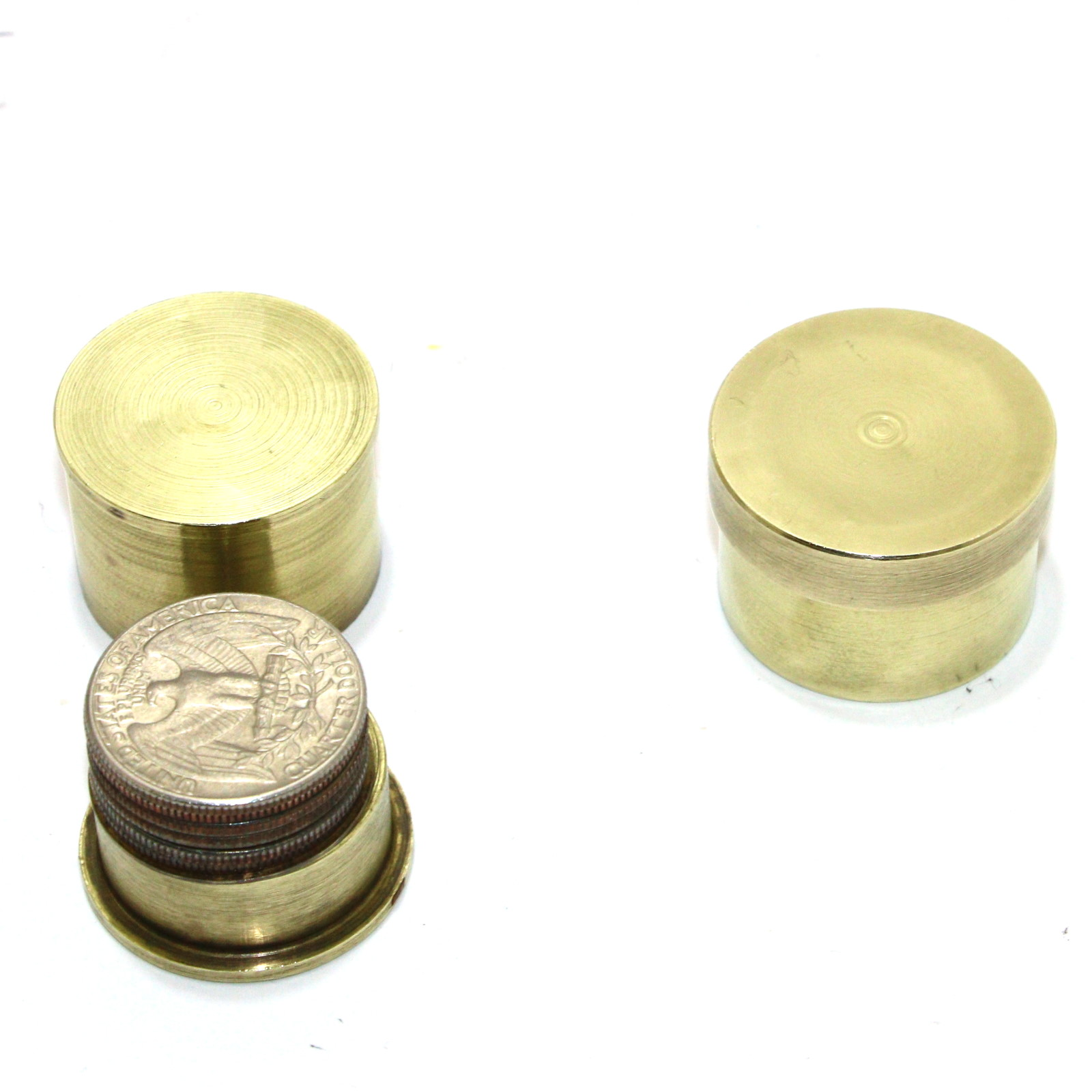 Ali Baba Coin Box and Paul Fox Cylinders by Paul Diamond, Eddie Gibson
