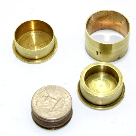 Ali Baba Coin Box and Paul Fox Cylinders by Paul Diamond, Eddie Gibson