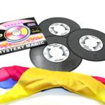 Color Changing Records by Chu's Magic Company