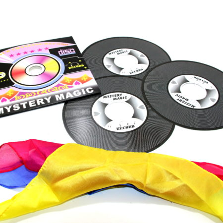 Color Changing Records by Chus Magic Company