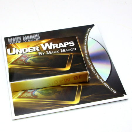 Review by Andy Martin for Under Wraps by Mark Mason