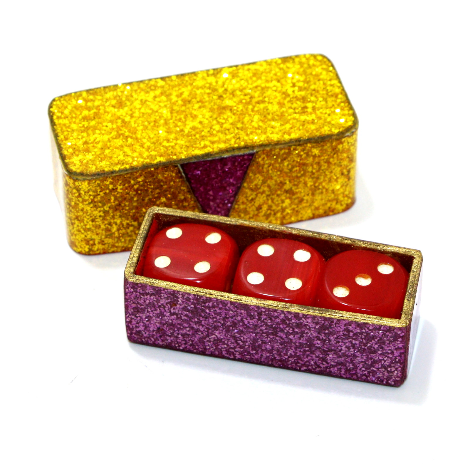 Dice Capers by Marvillo
