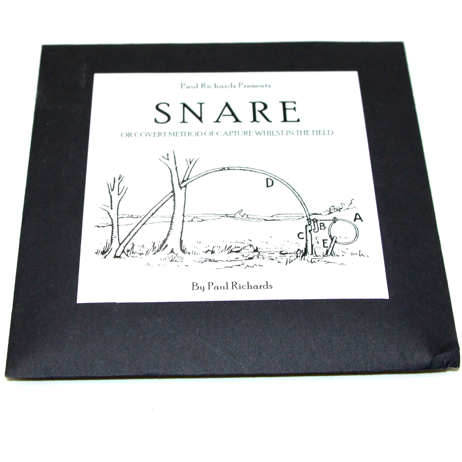 Snare by Paul Richards