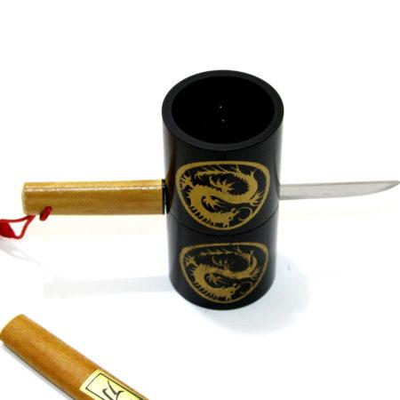 Samurai Sword Penetration by George Murray, Nielsen Magic