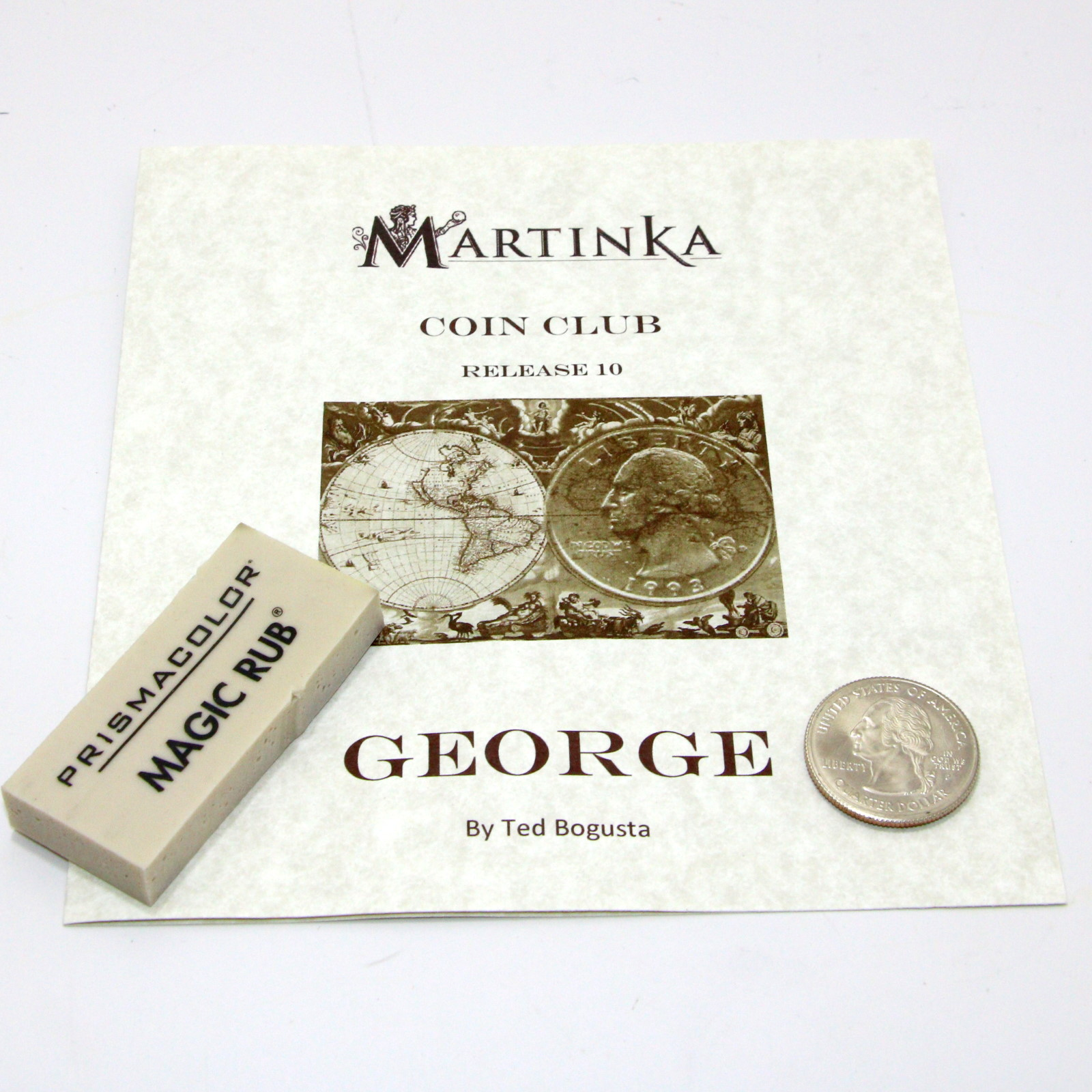 George Release 10 by Ted Bogusta