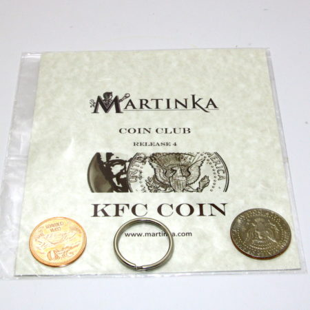 KFC Coin Release 4 by Ted Bogusta