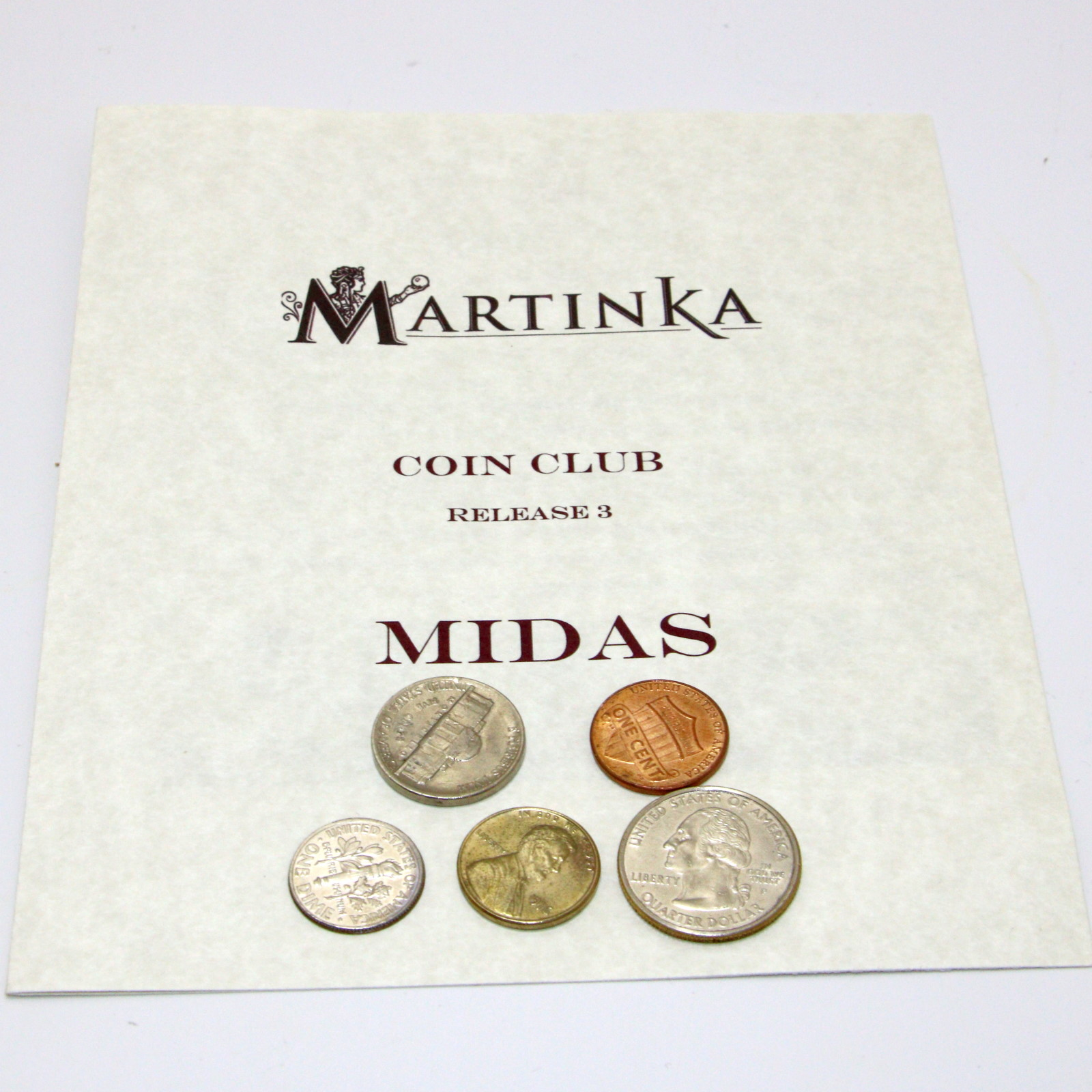 Midas Release 3 by Ted Bogusta