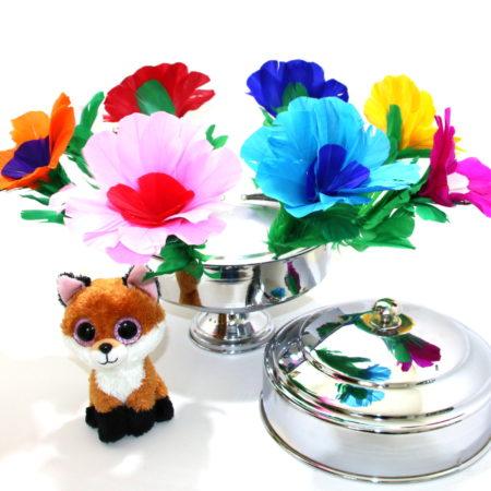 Flower Pan 777 by Tora Magic Company
