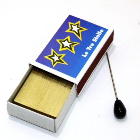 Matchbox Penetration by Viking Mfg.