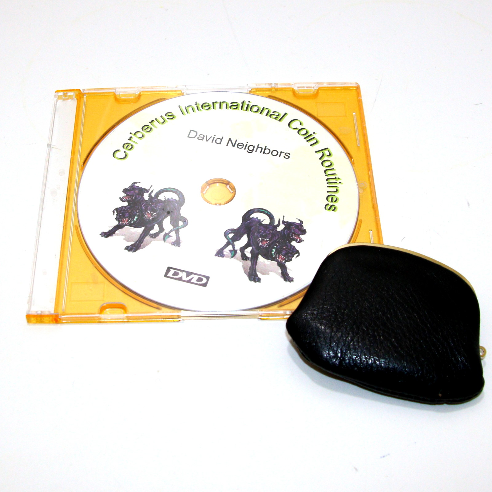 Cerberus with DVD by Todd Lassen, David Neighbors