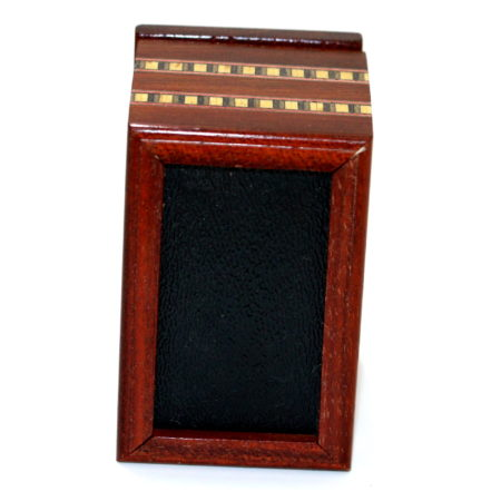 Mystery Box (Exotic Inlaid Wood) by John Kennedy