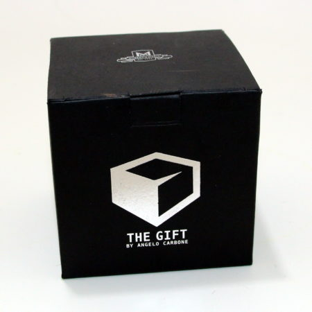 The Gift (Black) by Angelo Carbone