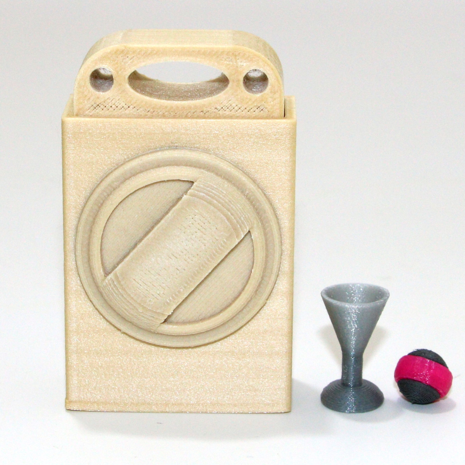 Astra Ball by 3D Magic Works, Méo