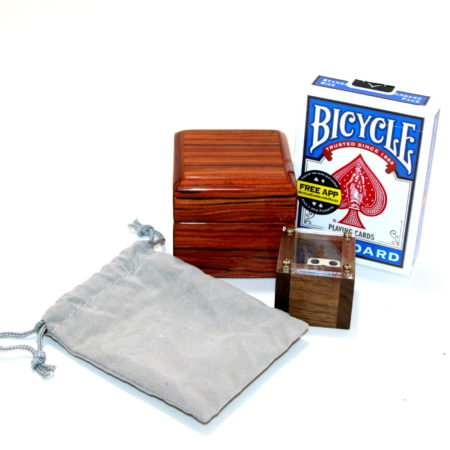 Badlands Box Dieluxe by Collectors' Workshop, Magic Wagon, Tony Curtis